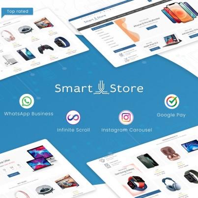 Smart Store - Computers,...