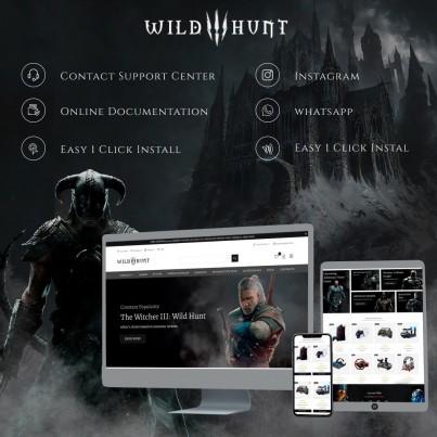 Wild Hunt  - Game &...