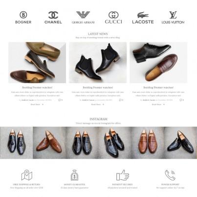ClassiCo - Fashion & Shoes, Jewelry, Clothes, Bags Prestashop Theme