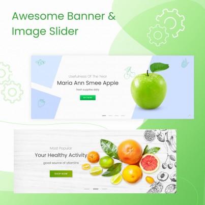 Awesome Image Slider Free Prestashop Module